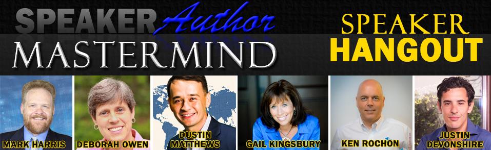 Speaker Author Mastermind